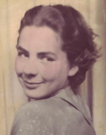 Carolyn at age 11