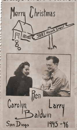 C-1945ChristmasCard