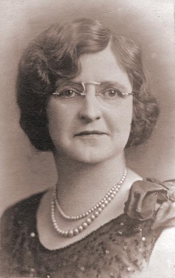 Emma Belle Baldwin
