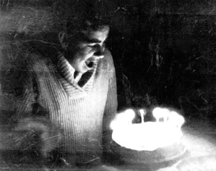 One of Lee's teen birthdays