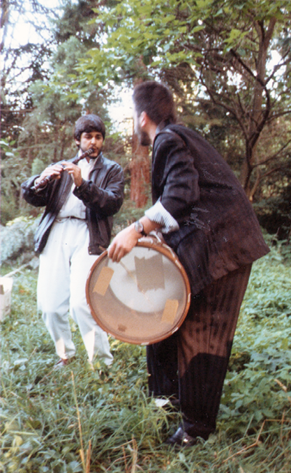 Gypsy Musicians in Turkey