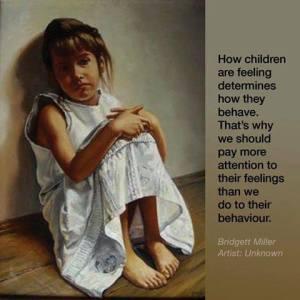 feeling-behavior