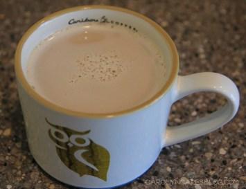 CarolynCares Pumpkin Spice Latte