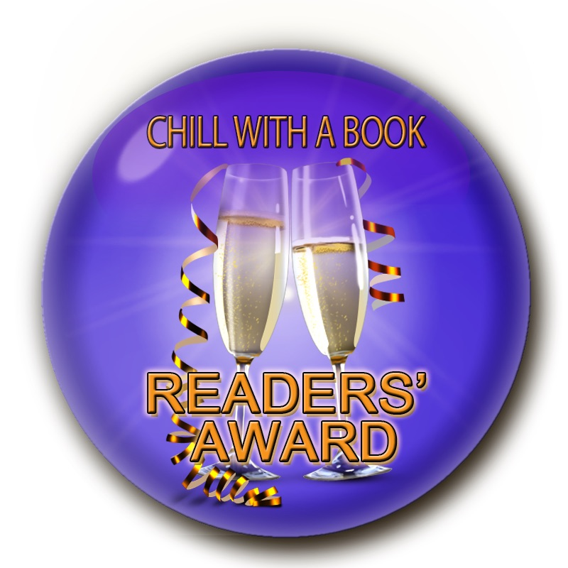 Chill with a Book award logo