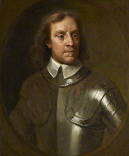 NPG 514; Oliver Cromwell after Samuel Cooper