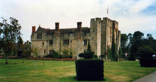 Hever Castle © Carolyn M Cash