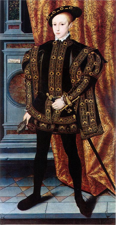 Edward VI, c 1550