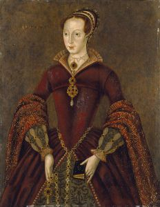 The Streatham Portrait of Lady Jane Grey.