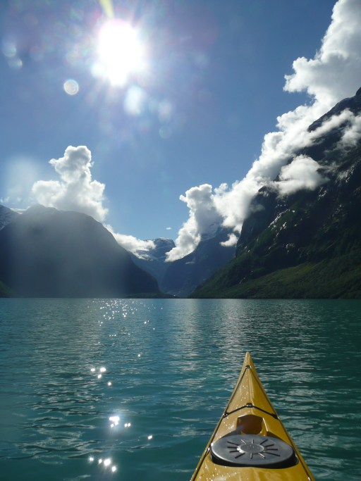 Norways glacial lakes