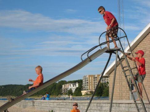 Park at Charlevoix