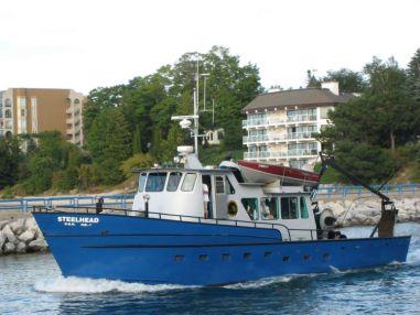 DNR boat