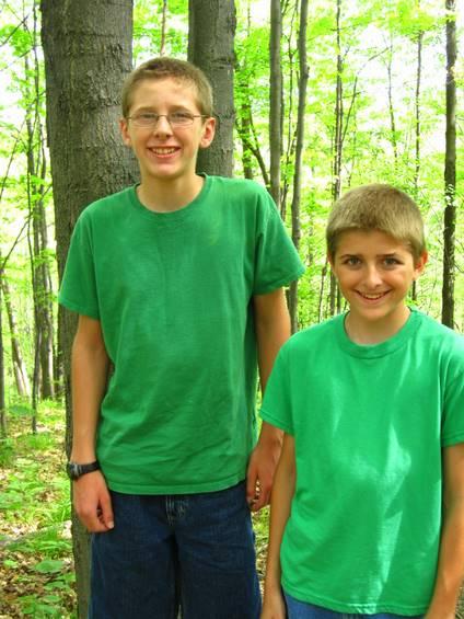 Luke and Jacob