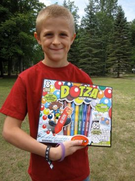 Zachary's prize