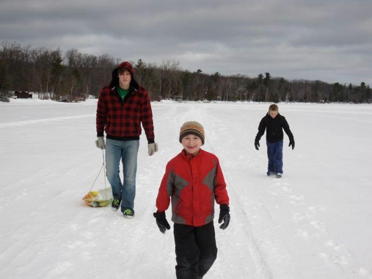 Taylor, Josiah and Zachary