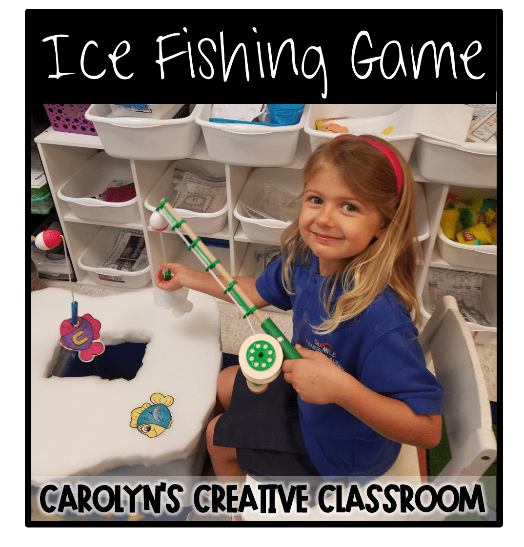 Ice Fishing Game