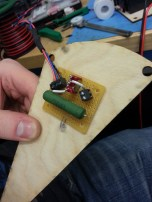 Precharge circuitry