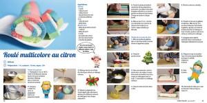 Coffret cadeau livre culinaire pour enfants