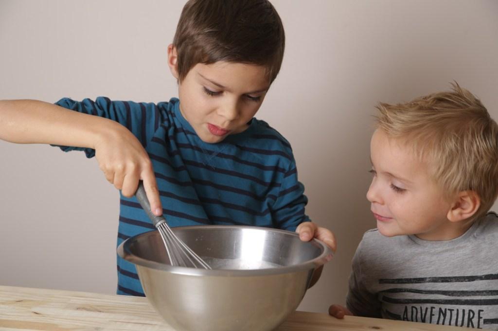 magazine de recette pour les enfants