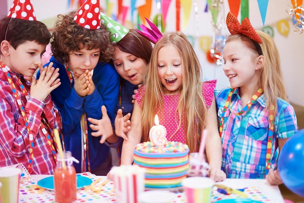 anniversaire - goûter enfant maison