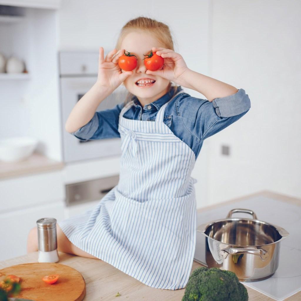 magazine livre de cuisine pour les enfants