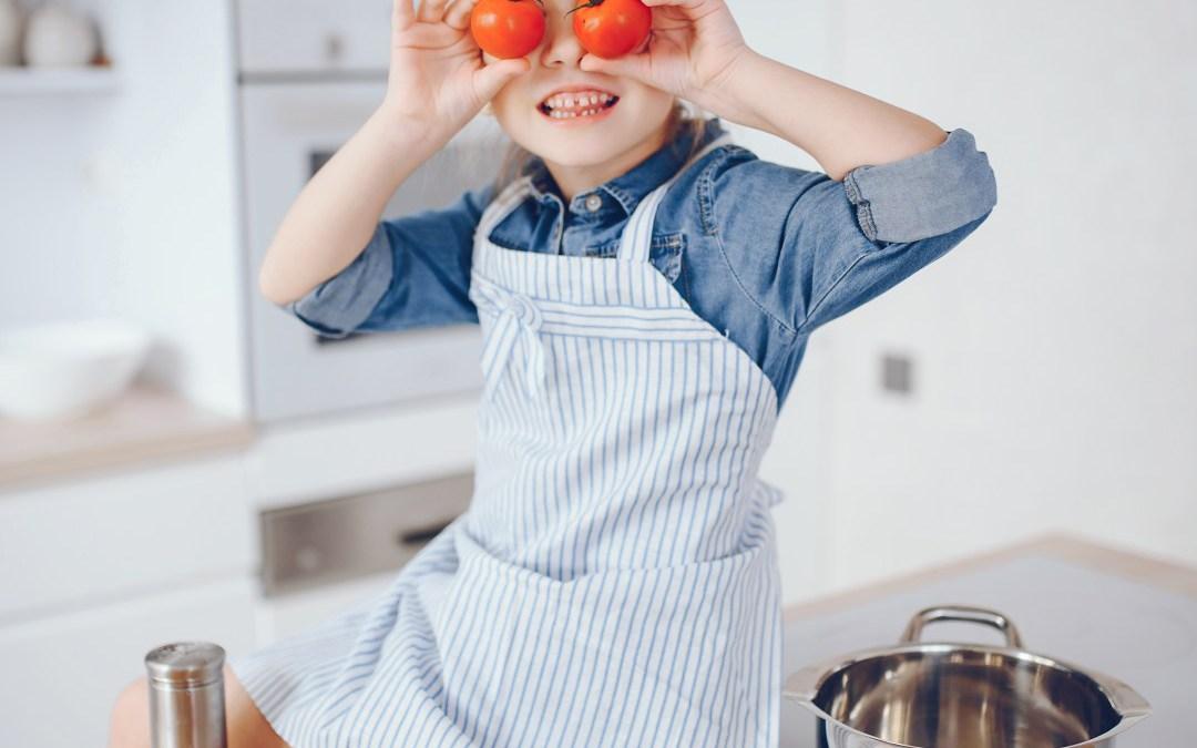 Faire manger des légumes aux enfants c'est parfois très difficile!