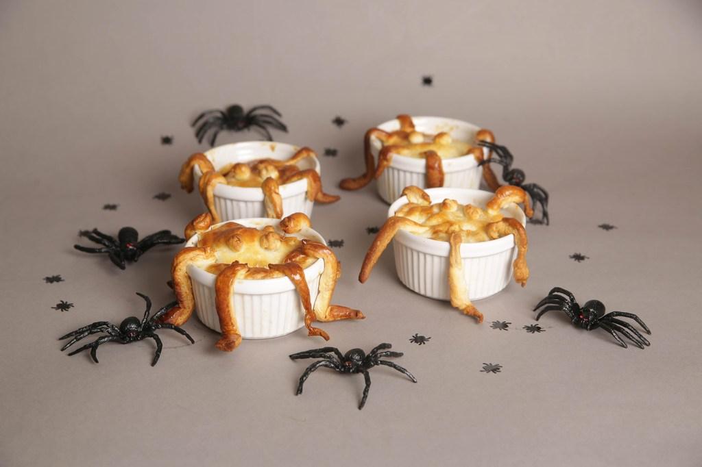 Filet mignon en croûte pour Halloween