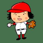 カープ女子 - プカチンの頭はいつも野球ばかり