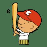 カープおっちゃん - すべての野球ファンに届けるスタンプ