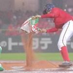 阪神ファン「基準適当すぎ」SNS上で不満…降雨コールドについて