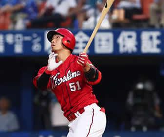鈴木誠也、大谷の赤いユニホームに「似合っていないですね」とニヤリ
