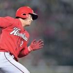 田中が定めた1番打者の方向性「出塁率と得点を追い求めていく!」