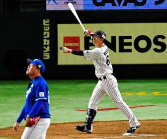侍ジャパンに、カープから3人が選出!菊池に加えて田中、西川が招集