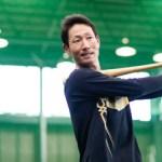 赤松、胃がんを語る「それでも僕が野球を続ける理由」/がんと共に…