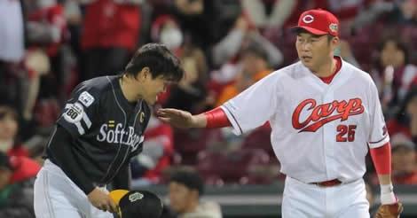 第3戦から4連敗で34年ぶり日本一ならず、新井引退…最後は遊ゴロ