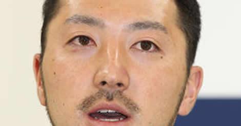 菊池、ポスティングで米大リーグ挑戦を名言「自分にはっぱをかける」