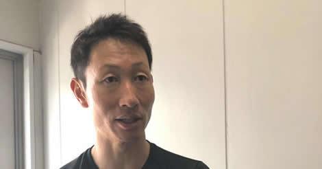 赤松「ゆっくり焦らずに」、大腸がん公表の阪神・原口へサポート約束