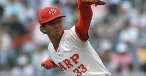 川端順、『バターボール』で85年の新人王に/1980年代の名選手