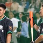 巨人・岡本と誠也…『悩める4番』同士が、球宴で交わした会話の中身