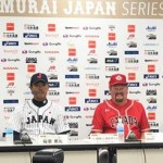 侍ジャパン、カナダ戦の4番は鈴木誠也!稲葉監督が会見で『明言』