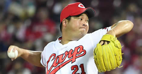 中崎が右膝半月板を手術…今季は本調子とはいかず、36試合の登板