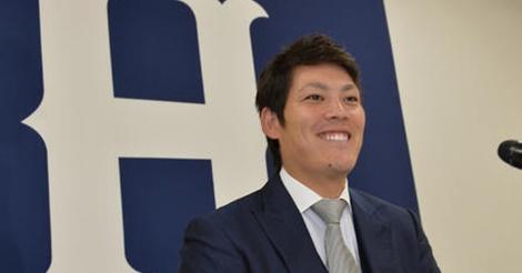 九里亜蓮、1000万円増で契約更改「僕自身レベルアップしないと」