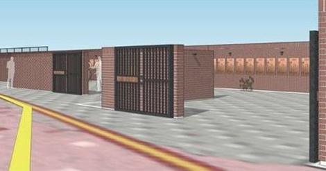 球団創立70周年を記念して、「モニュメントスクエア」の建設を発表