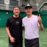 長野久義、練習の虫・内海と奄美大島でハードトレ、再起へ妥協なし!