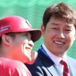新井貴浩氏、誠也に感じた凄み!「率も、本塁打も、もっと伸びる…」