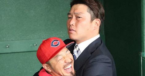 新井貴浩氏、菊池が頑張る姿に若手の手本になる!侍でも不可欠な存在