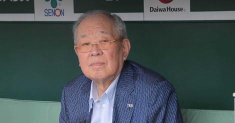 野村克也さんが『死去』…先月、25日にシダックスのOB会に参加