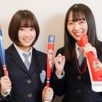 STU48・今村美月×甲斐心愛、私たちの『カープ歴代ベスト9』!