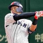 鈴木誠也、日本野球をナメられたくない…東京五輪、金メダルへの思い