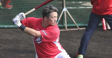 鈴木誠也が、打撃の進化論について語る「野球を仕事と思っていない」