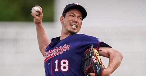 前田健太のリアルな変化球!捕手目線の映像「アングルが素晴らしい」